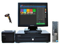 "17"" Touchscreen Dell EPOS POS Retail and Hospitality System"