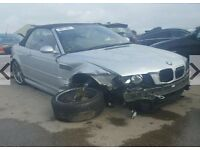 Bmw E46 M3 Convertible **Breaking For Parts