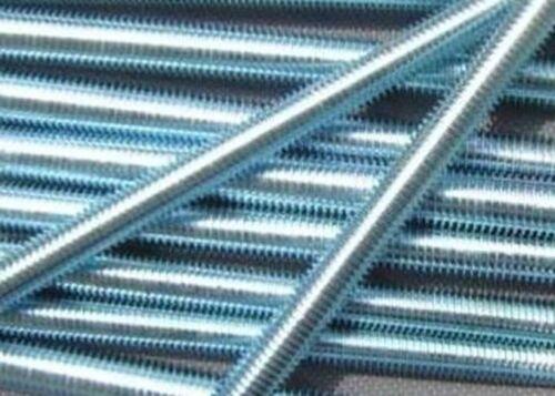 "(5) Threaded Rod 3/8-16 x 36"" 3FT Zinc Plated All-Thread 3/8 x 3 FT (5 PCS)"