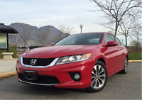 2013 Honda ACCORD EX-L WITH NAVIGATION FACTORY WARRANTY