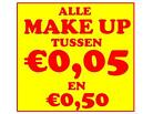 GROOTHANDEL - Alle make up --- €0,05 / €0,50 --- !!!!!