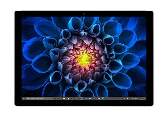 Microsoft Surface Pro 4 8GB, Wi-Fi, 12.3 inch - Silver