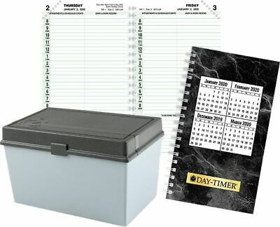 1-page-per-day Planner Refill Compact Size -
