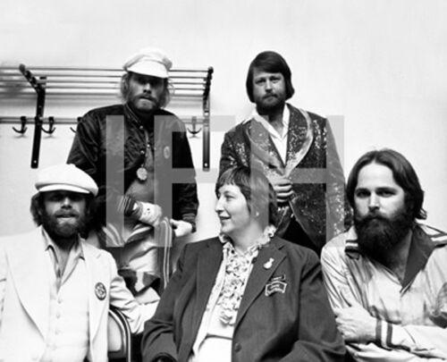 8x10 Print The Beach Boys Group Portrait #2837