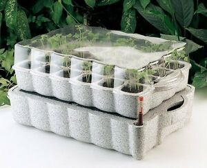 Lee Valley Self-Watering Seed Starter