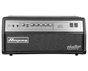 Ampeg HSVTCL 300 W Tube Hertage Bass Head