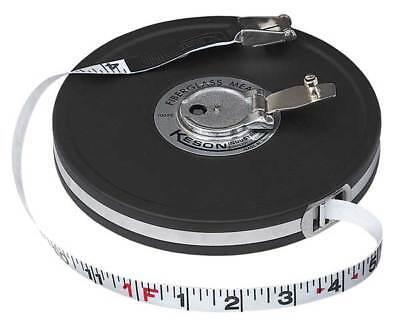 KESON MC-18-100 100 ft. Long Tape Measure, 1/2