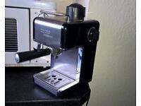 Cooks Professional Espresso Coffee machine