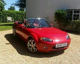 Soft top MX5