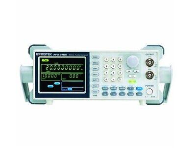 Instek Afg-2105 Arbitrary Waveform Generator New