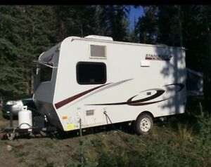 Perfect travel trailer for a couple!
