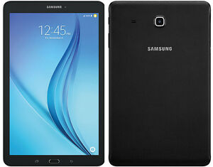 Brand new Samsung tab e with case/stand
