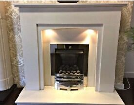 All New Marble Fireplace, Liverpool