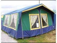 Suncamp 400se trailer tent