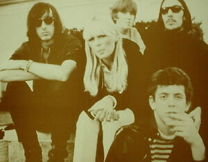 The Velvet Underground Poster Print - Group Photo - Nico - Lou Reed - 11