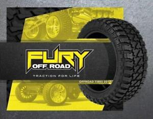 FURY COUNTRY HUNTER MT AND RT TIRES !!! HOTTEST TIRES IN THE MARKET !!! We Ship Anywhere in Canada