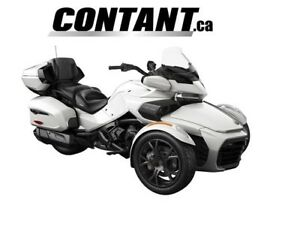 2019 Can-Am  3 roues F3 Limited Canam Spyder F3 Limited SE 6