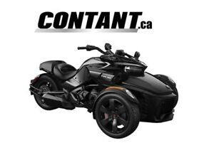 2019 Can-Am  3 roues F3 Canam Spyder F3 SE6
