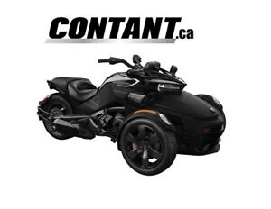 2019 Can-Am  3 roues F3-S Canam Spyder F3-S SE6