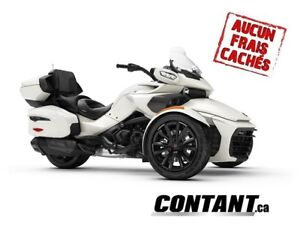 2018 Can-Am  3 roues F3 Limited CANAM SPYDER F3 LTD SE 6