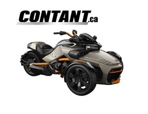 2019 Can-Am  3 roues F3-S Canam SPYDER F3-S SE 6