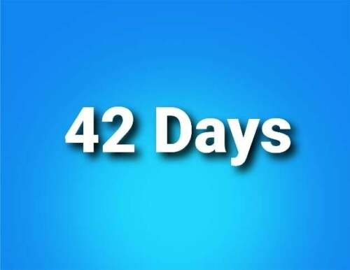 42 Days  PS PLUS PS4 PS3 | 3 14-Day Membership No Code.