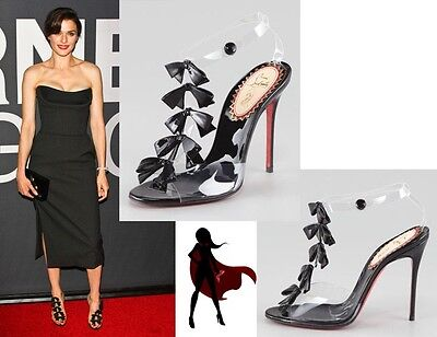 NIB Christian Louboutin 20th anniversary bow heel sold out forever 39
