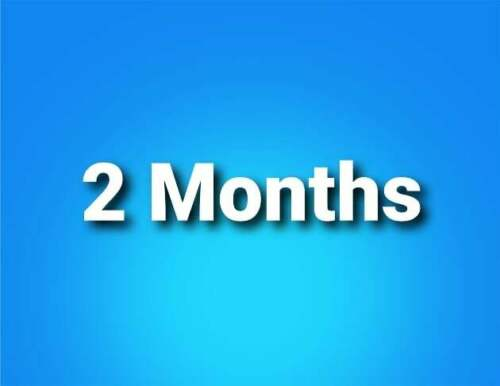 2 Months PS PLUS PS4 PS3 | 4 14-Day Membership No Code.