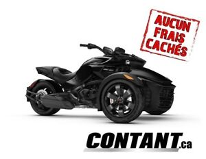 2018 Can-Am  3 roues F3 CANAM SPYDER F3 SE 6