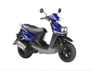 Recherche: scooter bws