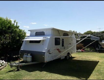 Jayco Starcraft Poptop Thomson Geelong City Preview