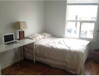 One Bedroom Sublet from May - August near U of T in the Annex