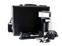 Metz 45 CL-4 Digital Hammer Flash.