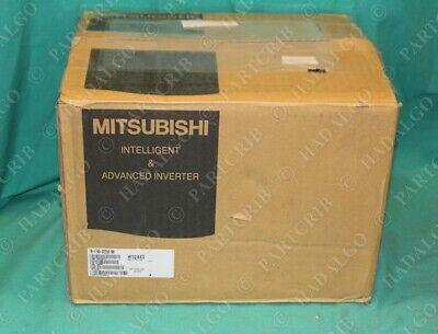Mitsubishi Fr-f740-00250-na Inverter Vfd Variable Speed Drive 3ph 480v