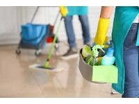 Professional cleaning services from £15 per hour