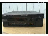 Yamaha DSP-A2 100 watt Amp (Powerfull)