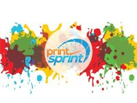 Print Sprint Commercial Design & Printing in Bournemouth