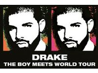 Drake VIP tickets *2