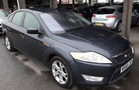2010 FORD MONDEO Sport Turbo Diesel Manual 5 Door Hatchback