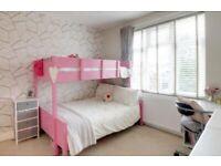 Triple Sleeper Double/Single Bunk Bed