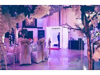 Full Wedding Management & Inflatable Photobooth - London's Only !