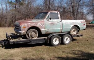 Looking for a 67-72 Chevy