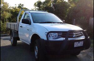2014 Mitsubishi Triton Ute Mount Eliza Mornington Peninsula Preview