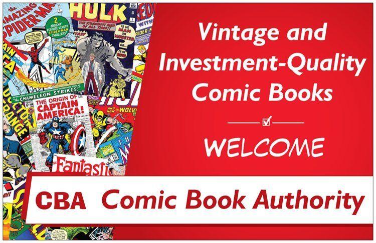 Comic Book Authority