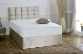 Beds - 🛌 🛌 luxury sleigh & divan- free delivery 🚛🚚