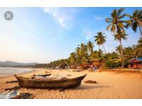 X2 Direct Christmas Flights from London to Goa India