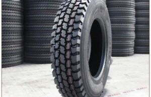 NEW11R22.5;295/75R22.5;255/70R22.5; COMMERCIAL TRUCK TIRES