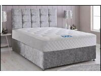 🌸SALE! CLEARANCE EVERYTHING MUST GO! Brand new divan beds with mattress & free DELIVERY🌸