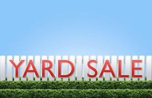 HUGE YARD SALE ON OLD ORCHARD ROAD (POSTPONED FROM OCTOBER 7th)