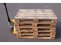 Euro wooden pallets £5 free local delivery